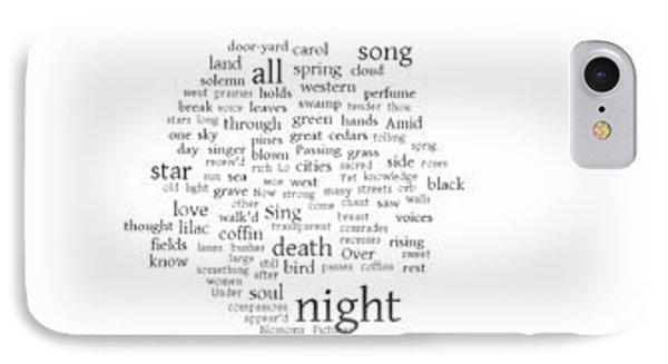 Mr. Lincoln -gettysburg Address - When Lilacs Last In Dooryard Bloomd - Second Inaugura IPhone Case by David Bearden