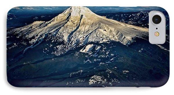 Mt Hood Phone Case by Jon Burch Photography