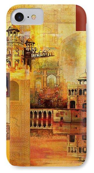 Mughal Art Phone Case by Catf
