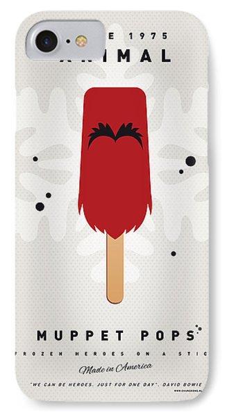 My Muppet Ice Pop - Animal Phone Case by Chungkong Art