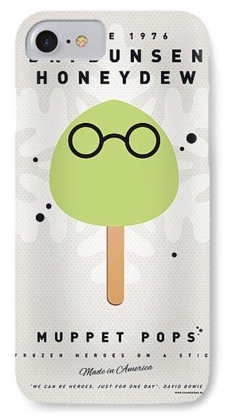 My Muppet Ice Pop - Dr Bunsen Honeydew Phone Case by Chungkong Art