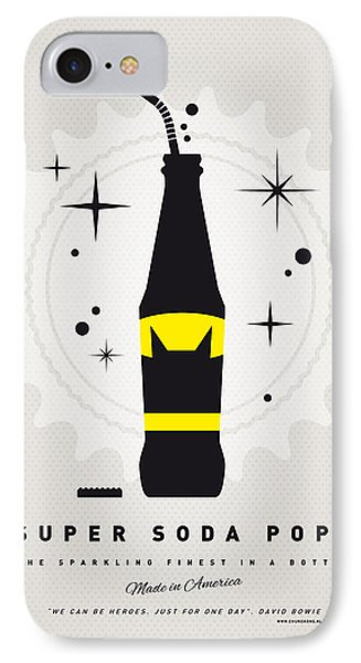 My Super Soda Pops No-07 IPhone Case by Chungkong Art