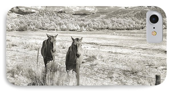 My Two Friends IPhone Case by Jon Glaser