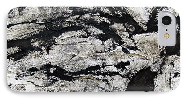 Mystical - Abstract Art Phone Case by Ismeta Gruenwald
