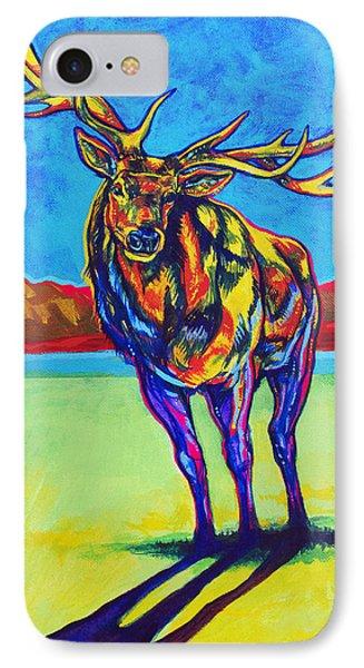 Mythical Elk Phone Case by Derrick Higgins