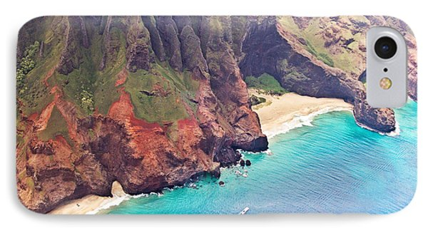 Na Pali Coast Phone Case by Scott Pellegrin