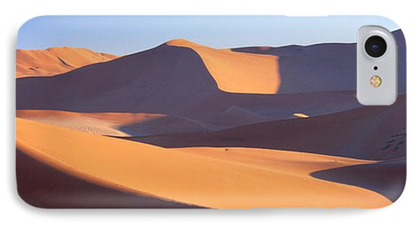 Namib Desert, Nambia, Africa IPhone Case by Panoramic Images