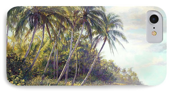 Naples Beach Access IPhone Case by Laurie Hein