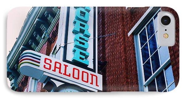 Nashville Saloon IPhone Case by Linda Unger