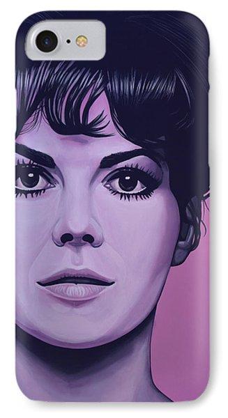 Natalie Wood IPhone Case by Paul Meijering