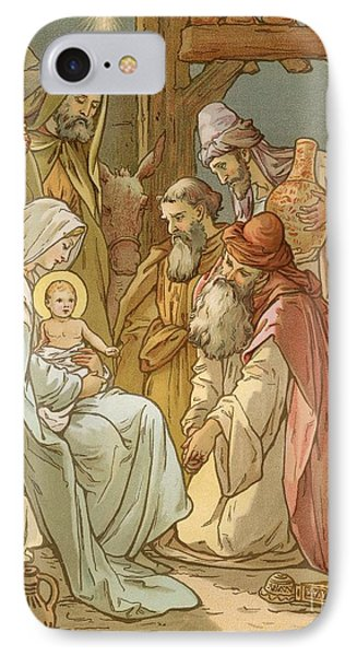 Nativity IPhone Case by John Lawson