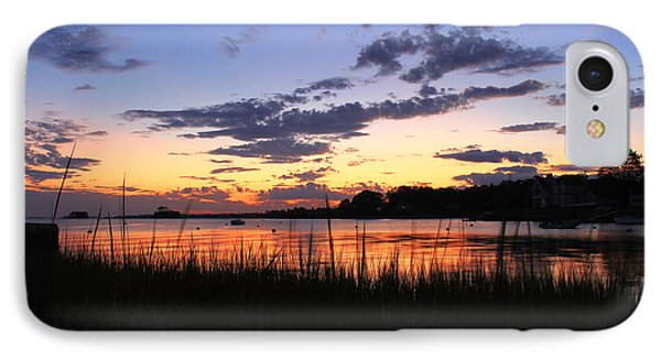 Nature In Connecticut IPhone Case by Mark Ashkenazi