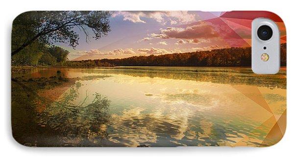 Nature IPhone Case by Mark Ashkenazi