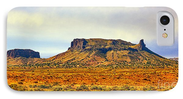 Navajo Nation Monument Valley Phone Case by Bob and Nadine Johnston