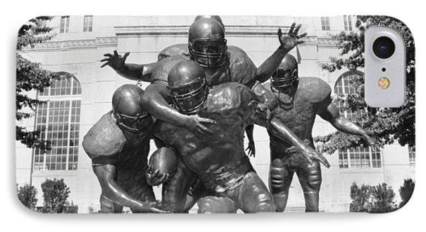 Nebraska Football Phone Case by John Daly