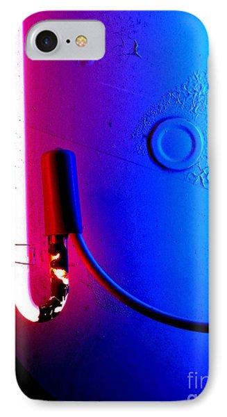 Neon Glow 2 Phone Case by Newel Hunter