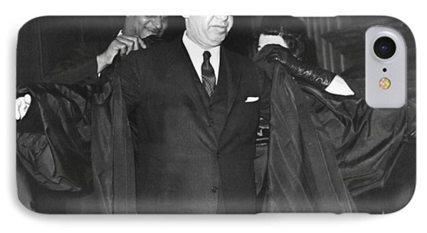 New Court Justice Goldberg Phone Case by Underwood Archives
