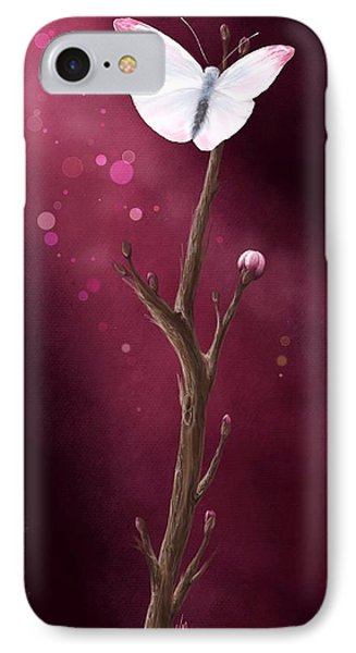 New Life IPhone 7 Case by Veronica Minozzi