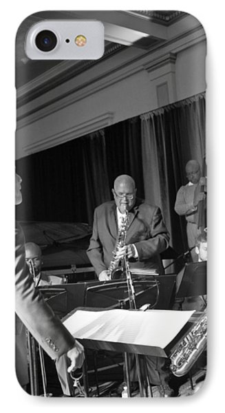 New Orleans Jazz Orchestra Phone Case by William Morgan