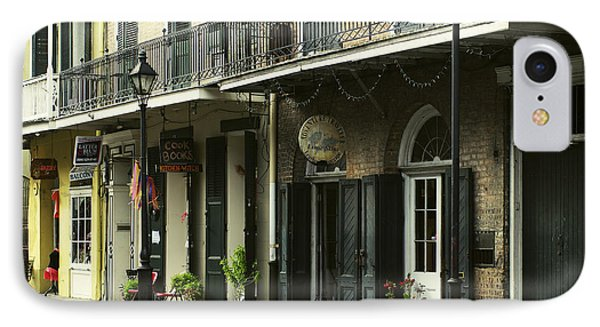 New Orleans Street IPhone Case by Amber Smith