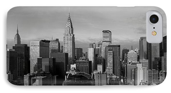 New York City Skyline IPhone Case by Diane Diederich