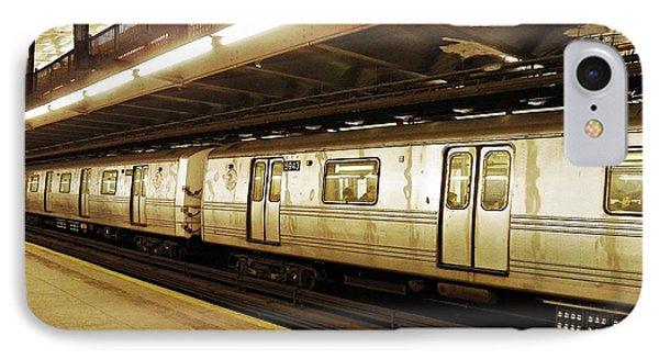 New York City Subway 2 Phone Case by Sarah Loft