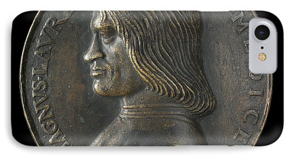 Niccolò Fiorentino Italian, 1430 - 1514 IPhone Case by Quint Lox
