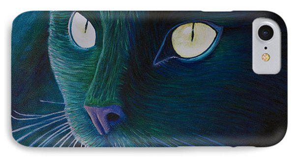 Night Vision IPhone Case by Brian  Commerford