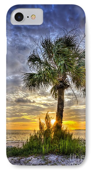 Nightfall IPhone Case by Marvin Spates