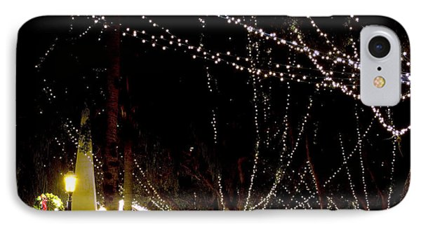 Nights Of Lights Phone Case by Kenneth Albin