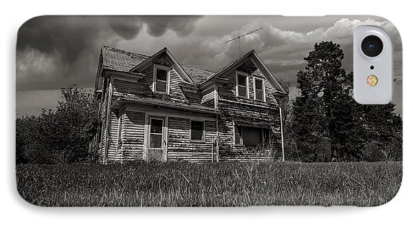 No Place Like Home IPhone Case by Aaron J Groen