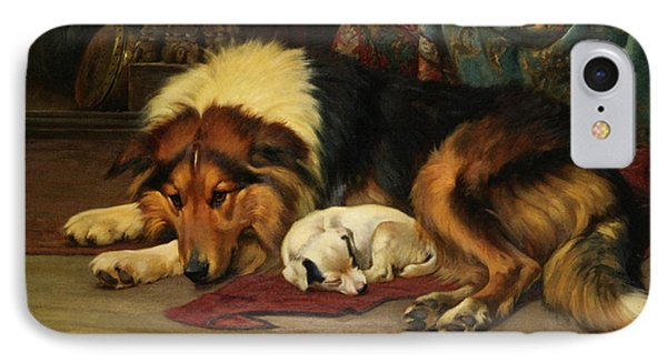 No Walk Today IPhone Case by Wright Barker