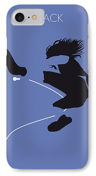 No008 My Pearl Jam Minimal Music Poster IPhone Case by Chungkong Art