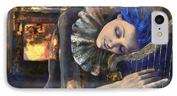 Nocturne Phone Case by Dorina  Costras