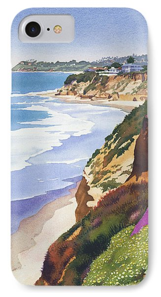 North County Coastline Phone Case by Mary Helmreich