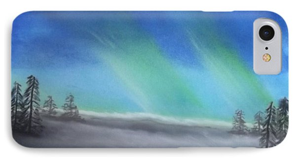 Northern Lights Phone Case by Tracey Williams