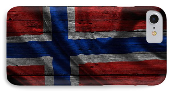 Norway IPhone Case by Joe Hamilton