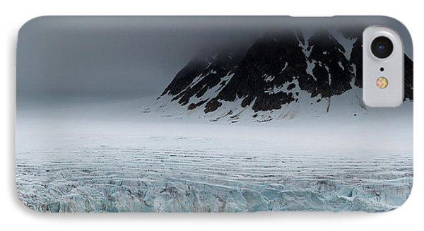 Norway, Spitsbergen, Svalbard IPhone Case by Jaynes Gallery