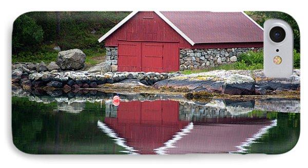 Norway, Stavanger IPhone Case by Kymri Wilt