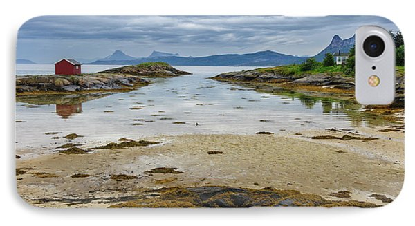 Norway View From Tranoya IPhone Case by Fredrik Norrsell