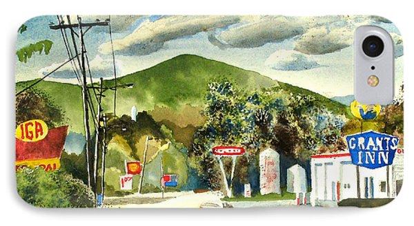 Nostalgia Arcadia Valley 1985  Phone Case by Kip DeVore