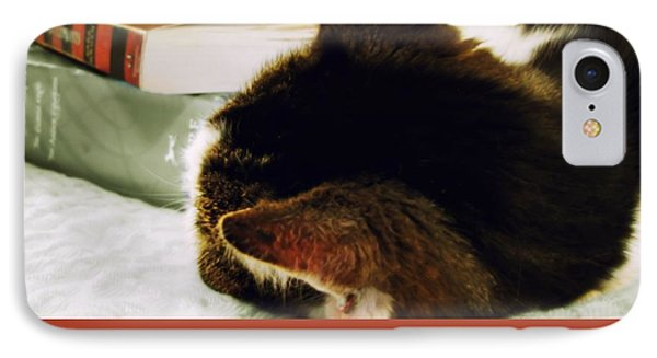 Novel Nap Quote Phone Case by JAMART Photography