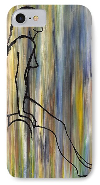 Nude 14 Phone Case by Patrick J Murphy