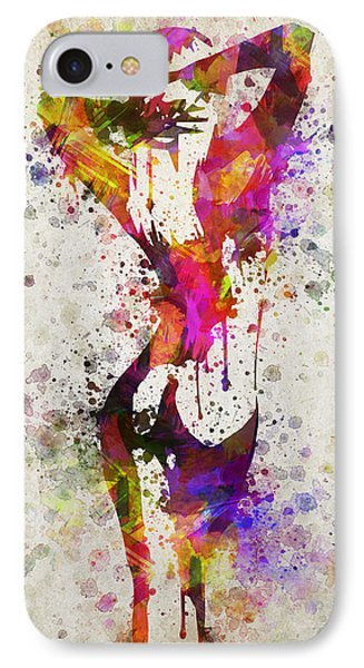 Nude In Color IPhone Case by Aged Pixel