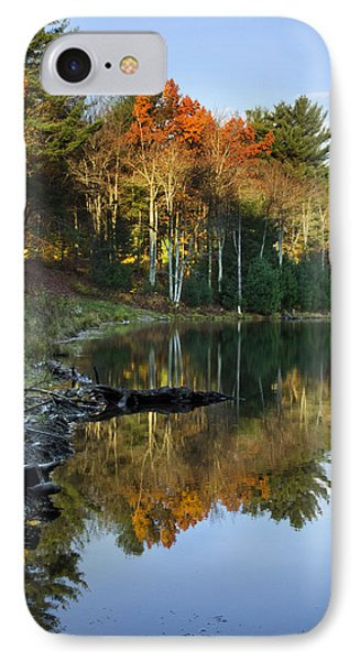 Oakley Corners State Forest Phone Case by Christina Rollo