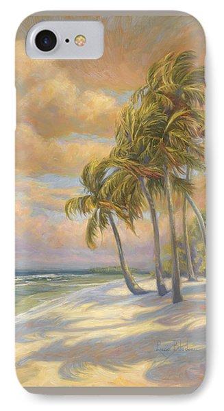 Ocean Breeze IPhone Case by Lucie Bilodeau