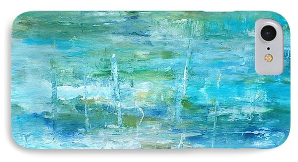 Ocean I Phone Case by Tia Marie McDermid