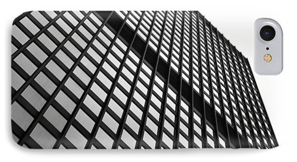 Office Building Facade Phone Case by Valentino Visentini