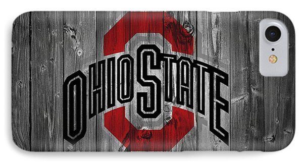 Ohio State University IPhone 7 Case by Dan Sproul