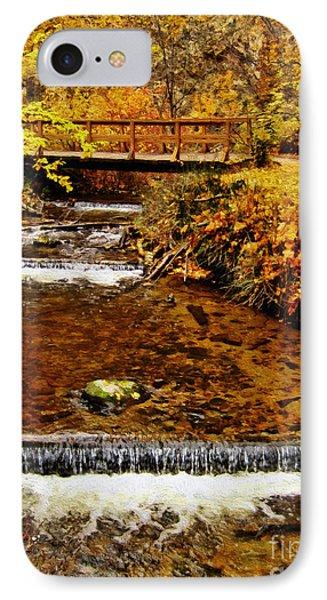 Okanagan Autumn Phone Case by Kathy Bassett